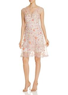 Elie Tahari Jayla Embellished Dress