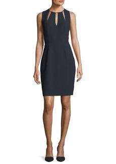 Elie Tahari Jemra Sleeveless Cutout Dress