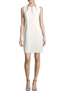 Elie Tahari Jemra Sleeveless Cutout Dress