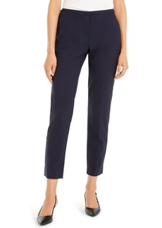 Elie Tahari Jillian Slim Cropped Pants