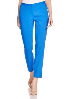 Elie Tahari Jillian Stretch Wool Pants - 100% Bloomingdale's Exclusive