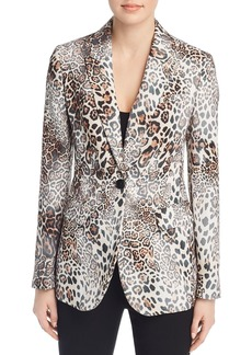 Elie Tahari Jovanna Leopard Print Blazer - 100% Exclusive