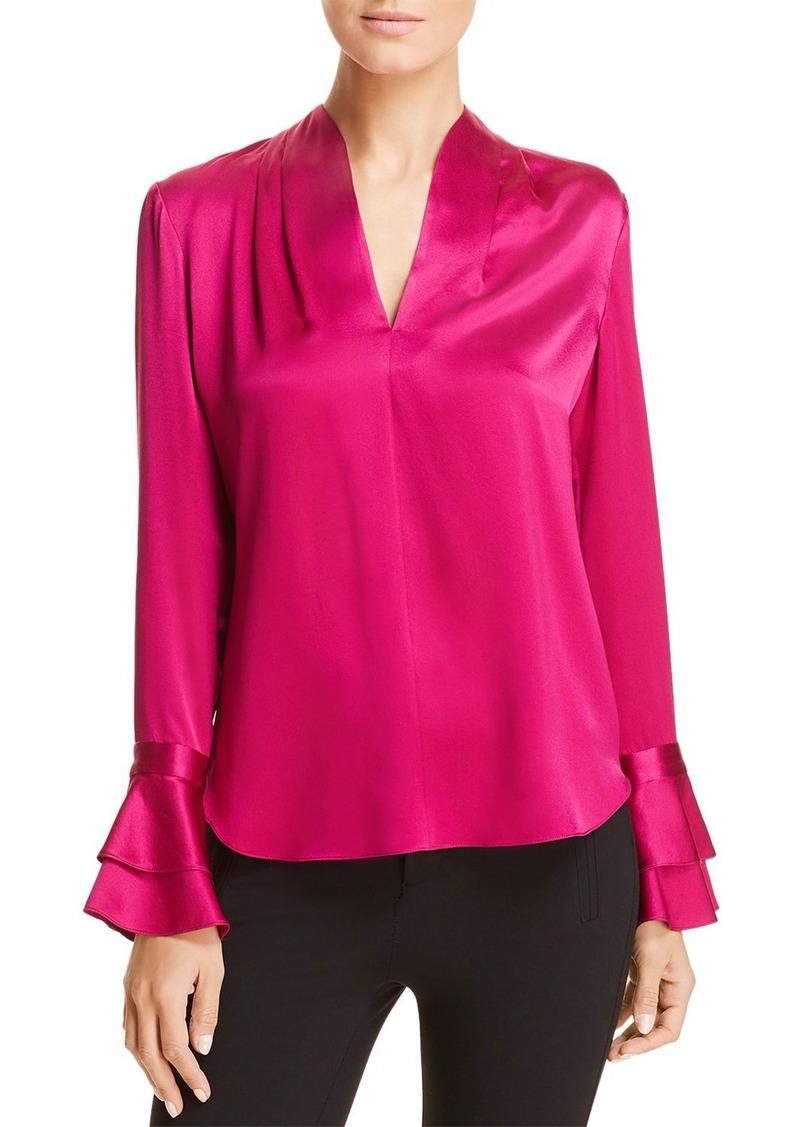 567f6bba1cc0bc Elie Tahari Elie Tahari Judith Silk Blouse | Casual Shirts