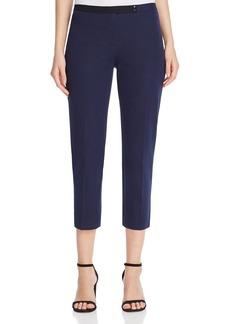 Elie Tahari Juliette Cropped Slim Pants