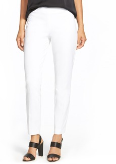 Elie Tahari 'Juliette' Slim Pants (Long)