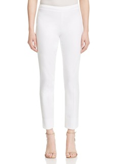 Elie Tahari Juliette Straight-Leg Pants