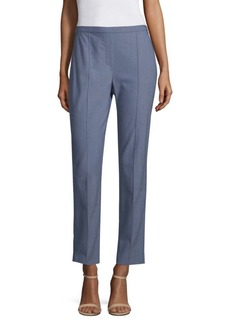 Elie Tahari Karis Wool Pants