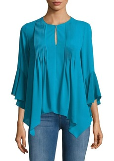 Elie Tahari Kate Chic Blouse