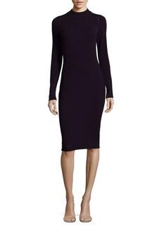 Elie Tahari Kenza Cashmere Sweater Dress