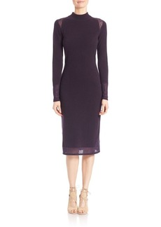 Elie Tahari Kenza Cashmere Sweater Dress