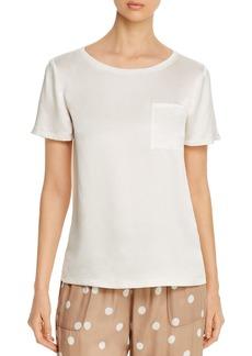 Elie Tahari Keva Short-Sleeve Shirt