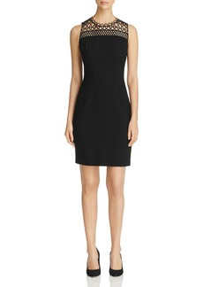 Elie Tahari Kingsly Sheath Dress