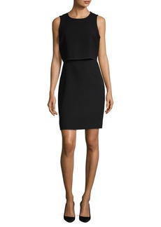 Elie Tahari Kristine Popover Dress