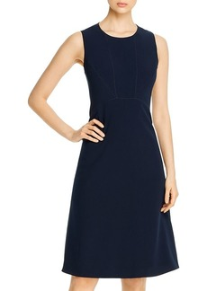 Elie Tahari Leighton A-Line Dress