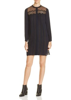 Elie Tahari Lita Silk Shirt Dress