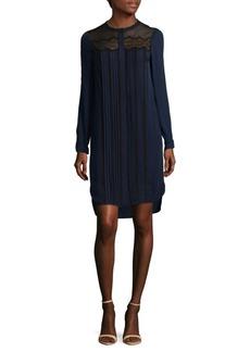 Lita Silk Shirtdress