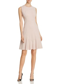 Elie Tahari Lizzie Sleeveless Fit-and-Flare Dress - 100% Exclusive