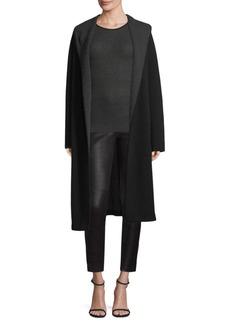 Elie Tahari Long Coat Jacket