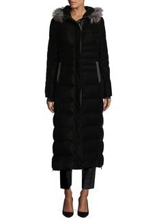 Long Roberta Coat