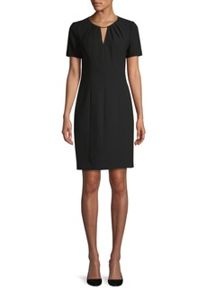 Lucetta Short-Sleeve Dress
