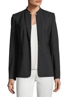 Elie Tahari Lucinda Wool-Blend Jacket