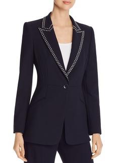 Elie Tahari Madison Studded Blazer - 100% Exclusive