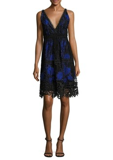 Elie Tahari Malina Sleeveless Dress
