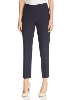 Elie Tahari Marcia Pinstripe Slim Pants