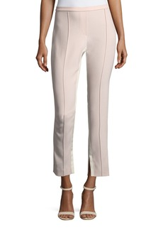 877a253d5e5ea Elie Tahari Elie Tahari Stella Straight-Leg Stretch-Knit Pants Now ...