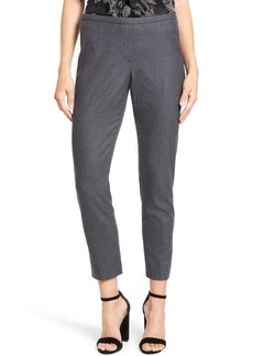 Elie Tahari 'Marcia' Stretch Wool Ankle Pants