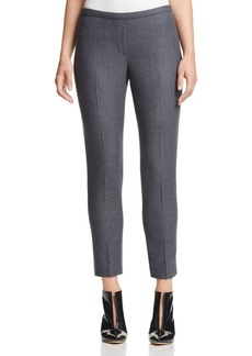 Elie Tahari Marcia Stretch Wool Slim Pants