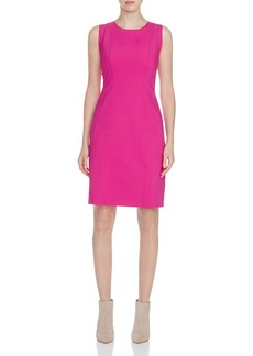 Elie Tahari Marley Seamed Sheath Dress