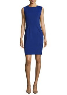 Elie Tahari Marley Sleeveless Sheath Dress