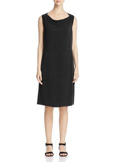 Elie Tahari Marlowe Cowl Neck Knit Dress