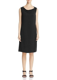 Elie Tahari Marlowe Cowl Neck Knit Dress