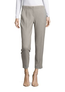Elie Tahari Maura Cropped Pants