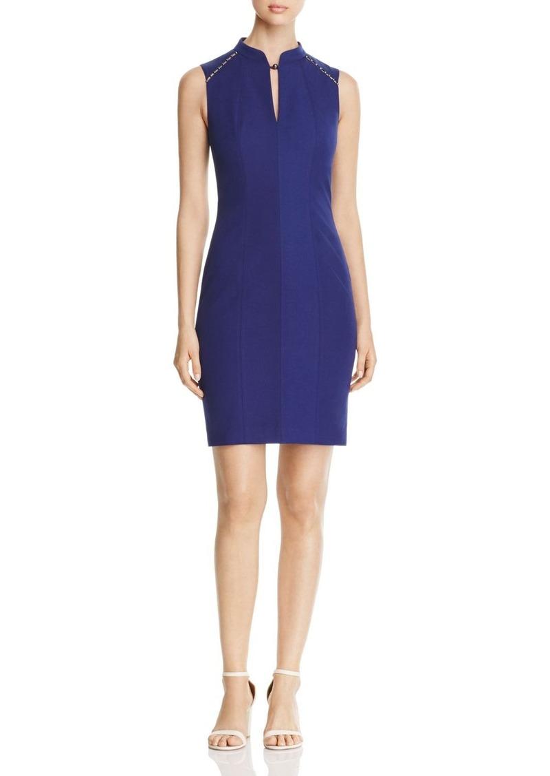 110e19170183f Elie Tahari Elie Tahari Michelle Seamed Sheath Dress | Dresses
