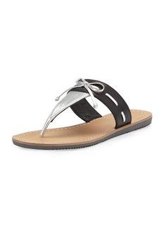 Elie Tahari Nala Bow Thong Sandal