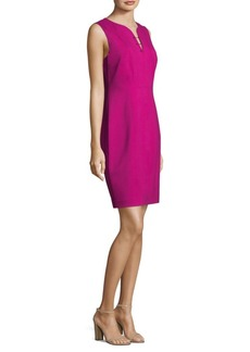 Elie Tahari Natayna Sheath Dress