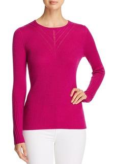 Elie Tahari Noeleen Ribbed Wool Sweater - 100% Exclusive
