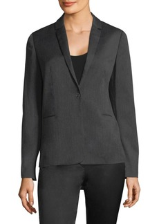 Elie Tahari Notch Lapel Jacket