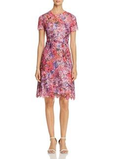 Elie Tahari Ophelia Lace Dress