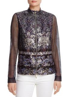Elie Tahari Orchid Jacket