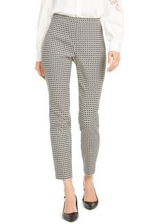 Elie Tahari Printed Pants