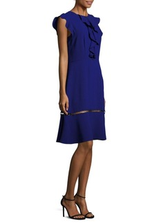 Elie Tahari Rachel Knee-Length Dress
