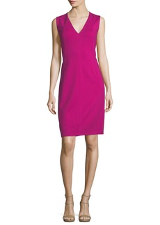 Elie Tahari Roanna Sleeveless Sheath Dress
