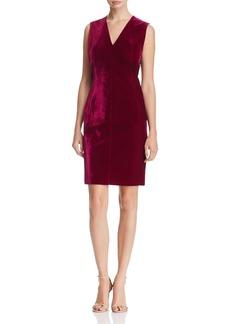 Elie Tahari Roanna Velvet Dress - 100% Exclusive
