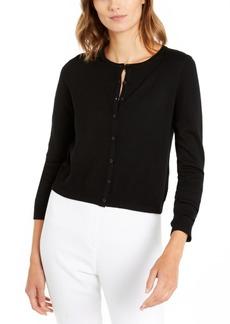 Elie Tahari Rosa Cardigan Sweater