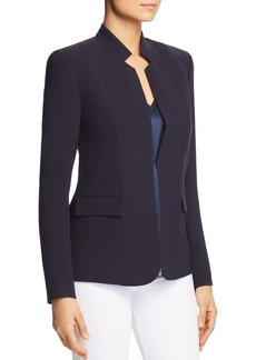 Elie Tahari Safina Stand-Collar Jacket - 100% Exclusive