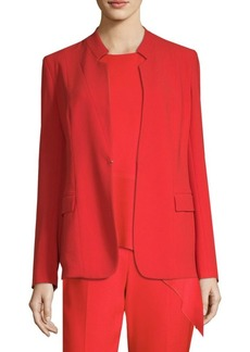 Elie Tahari Safina Tailored Jacket